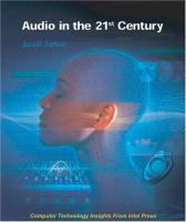 Audio in the 21st Century