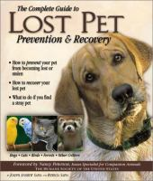 Complete Guide to Lost Pet Prevention & Recovery