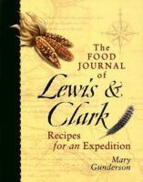 The Food Journal of Lewis & Clark