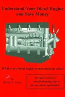Understand your Diesel Engine and Save Money