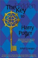 The Hidden Key to Harry Potter