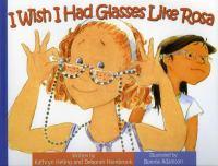 I Wish I Had Glasses Like Rosa