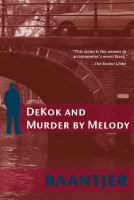DeKok and Murder by Melody