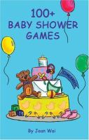 100+ Baby Shower Games