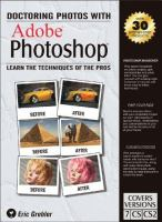 Doctoring Photos With Adobe Photoshop