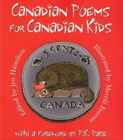 Canadian Poems for Canadian Kids
