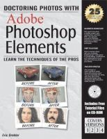 Doctoring Photos With Adobe Photoshop Elements