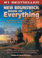 New Brunswick Book of Everything