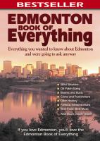 The Edmonton Book of Everything