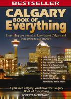 The Calgary Book of Everything