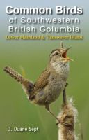 Common Birds of Southwestern British Columbia