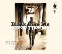 Black Like Me (Compact Disc)