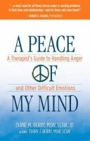 A Peace of My Mind