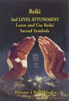 Reiki 2nd Level Attunement
