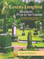 County Longford Residents Prior to the Famine
