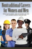 Nontraditional Careers for Women and Men