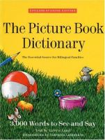 The Picture Book Dictionary