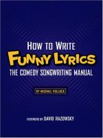 How to Write Funny Lyrics
