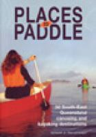 Places to Paddle