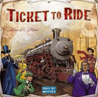 Ticket to Ride Players attempt to gain the most points through claiming routes and completing paths of routes through North America.
