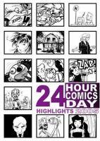 24 Hour Comics Day Highlights, 2005