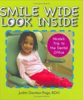 Smile Wide Look Inside