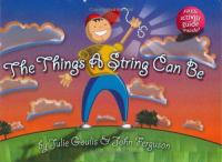 Things A String Can Be