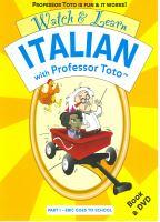 Watch & Learn Italian With Professor Toto