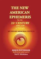 The New American Ephemeris for the 21st Century