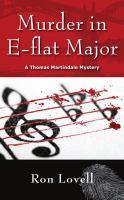 Murder in E-flat Major