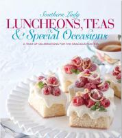 Luncheons, Teas & Holiday Celebrations
