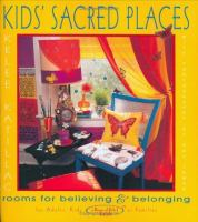 Kid's Sacred Places