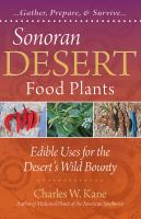 Sonoran Desert Food Plants