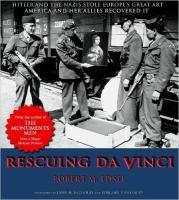 Rescuing Da Vinci