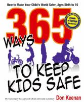 365 Ways to Keep Kids Safe