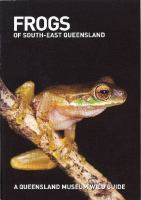 Frogs of South-East Queensland