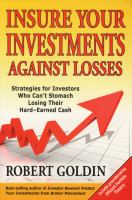 Insure your Investments Against Losses