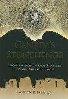Canada's Stonehenge