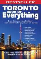 Toronto Book of Everything