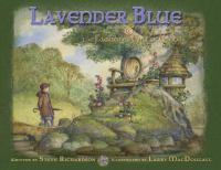 Lavender Blue & the Faeries of Galtee Wood