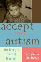 Accept No Autism!