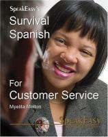 SpeakEasy's Survival Spanish for Customer Service