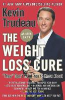"""The Weight Loss Cure """"they"""" Don't Want You to Know About"""
