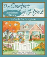 The Comfort of Home for Alzheimer's Disease