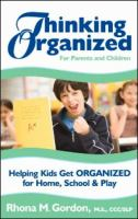 Thinking Organized for Parents and Children
