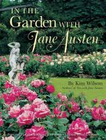 In the garden with Jane Austen book cover