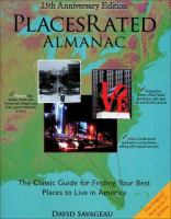 PlacesRated Almanac