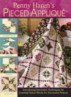 Penny Haren's Pieced Appliqué