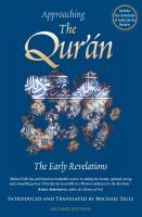 Approaching the Qur'án