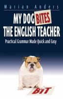 My Dog Bites the English Teacher